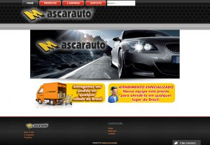 Website - MASCARAUTO
